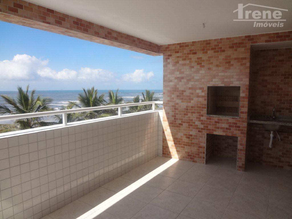 Apartamento residencial para locação, Centro, Itanhaém - AP0126.