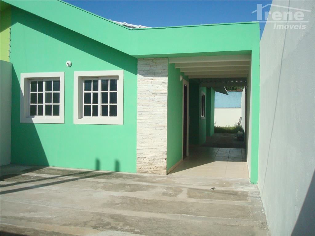 Casa residencial para locação, Jardim Sabaúna, Itanhaém.