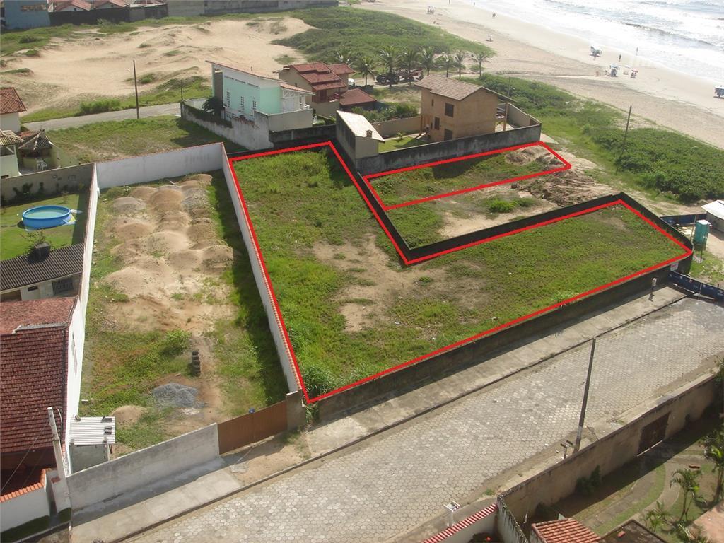 Terreno residencial à venda, Centro, Itanhaém.