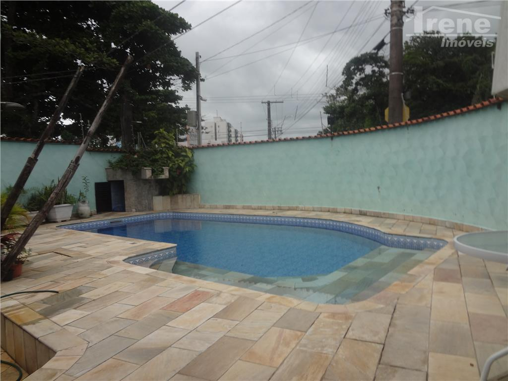 Casa residencial à venda, Satélite, Itanhaém.