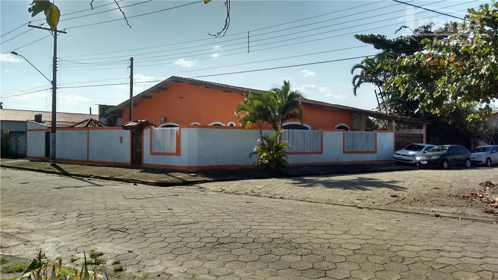 Casa residencial à venda, Jardim Fazendinha, Itanhaém.