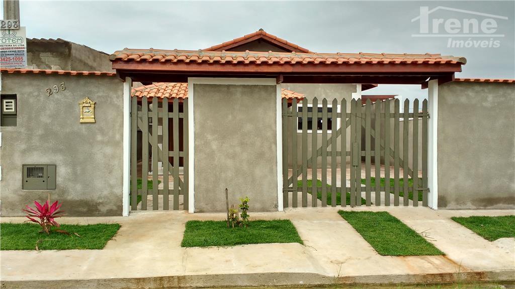 Casa residencial à venda, Jardim Regina, Itanhaém.