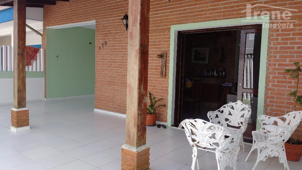 Casa residencial à venda, Jardim Iberá, Itanhaém.