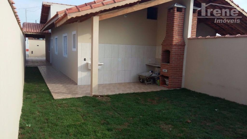 Casa residencial à venda, Grandesp, Itanhaém.