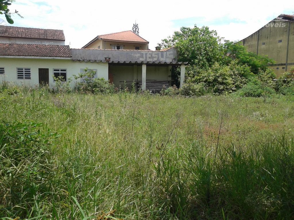 Terreno residencial à venda, Jardim Ritamar, Itanhaém.