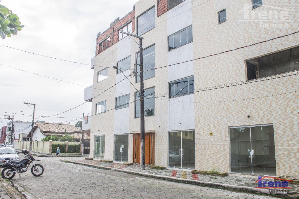 Sala comercial para locação, Jardim Belas Artes, Itanhaém.
