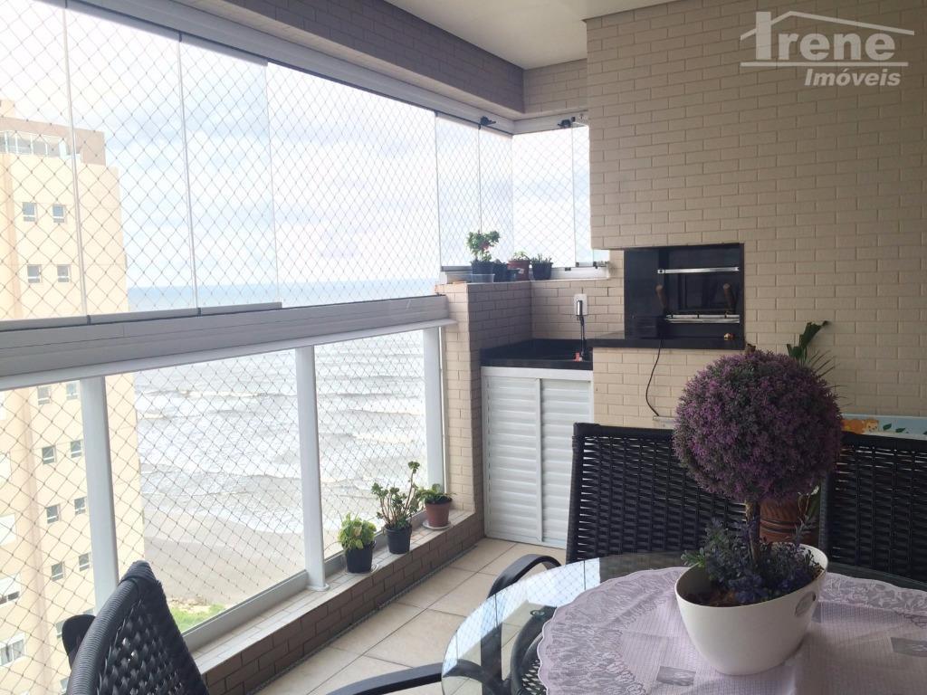 Apartamento residencial à venda, Centro Thiollier, Itanhaém.