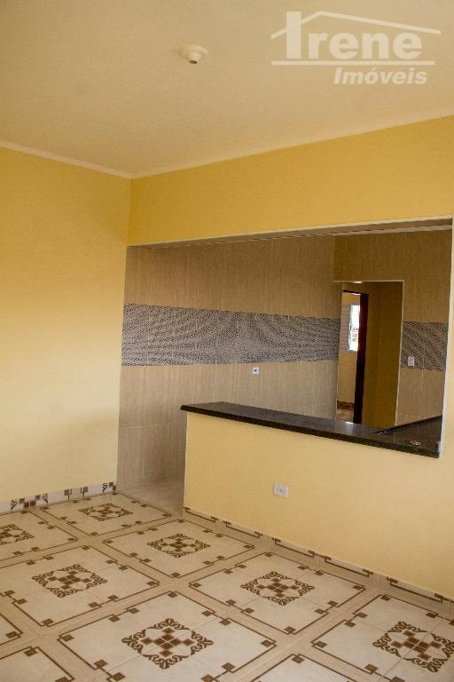Apartamento  residencial à venda, Suarão, Itanhaém.