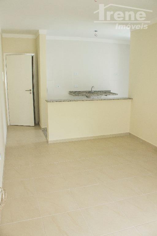Apartamento residencial para locação, Recanto Glaura, Itanhaém.