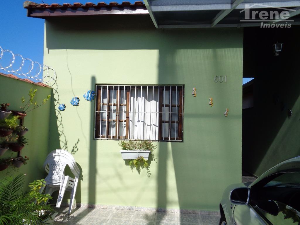 Casa residencial à venda, Pq Bal Itanhaem Areas Verdes, Itanhaém.