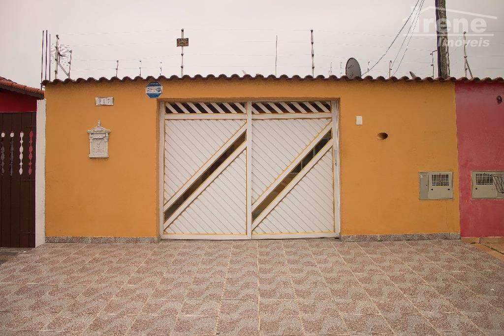 Casa residencial para venda e locação, Jardim Italmar, Itanhaém.