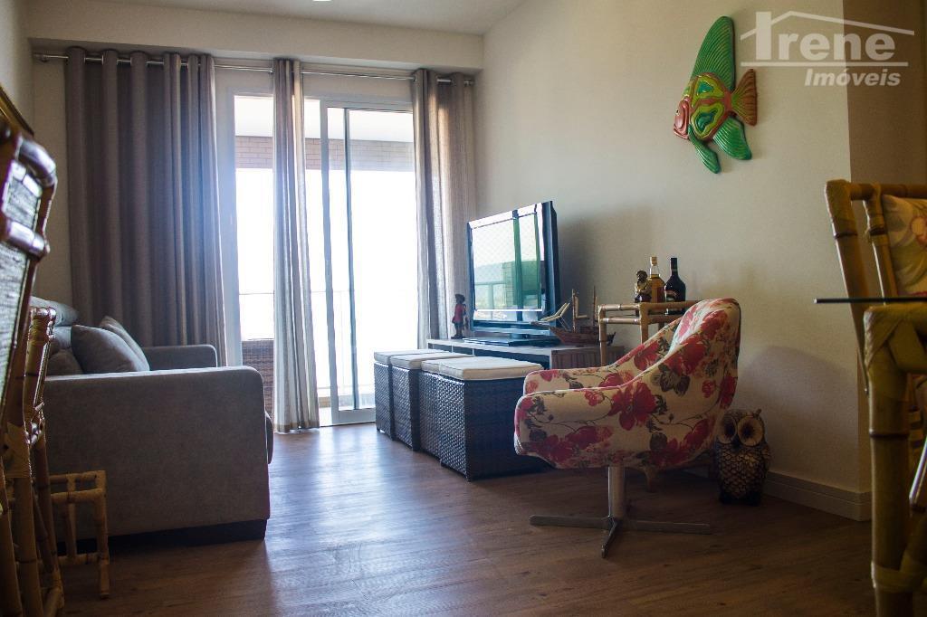 Apartamento residencial à venda, Centro, Itanhaém - AP0249.