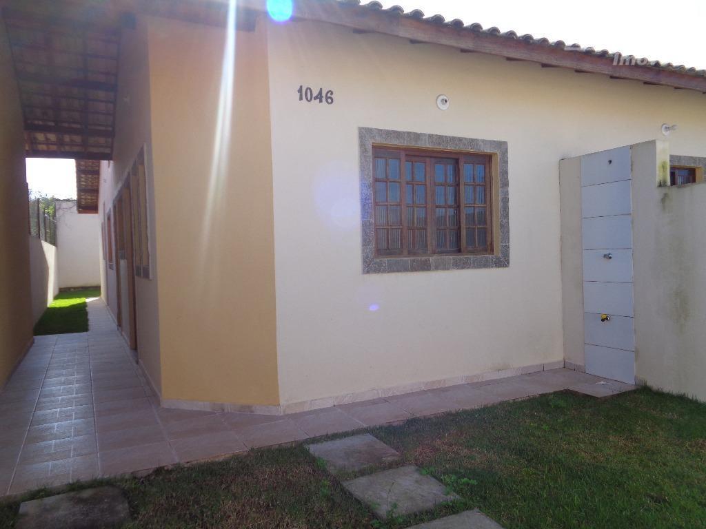 Casa residencial à venda, Balneário Tropical, Itanhaém.