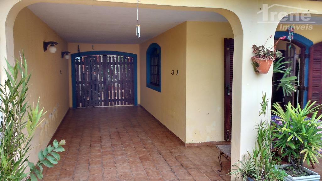 Casa residencial à venda, Praia do Satélite, Itanhaém.
