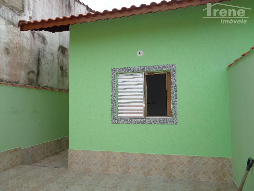 Casa residencial à venda, Jardim Marilú, Itanhaém.