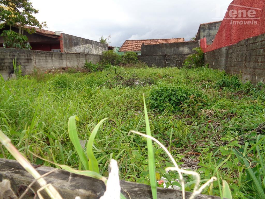 Terreno residencial à venda, Vila Tupy, Itanhaém.