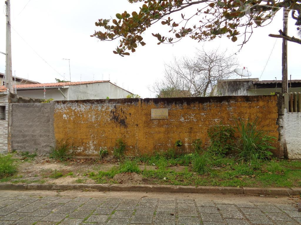 Terreno residencial à venda, Jardim Itanhaém, Itanhaém.