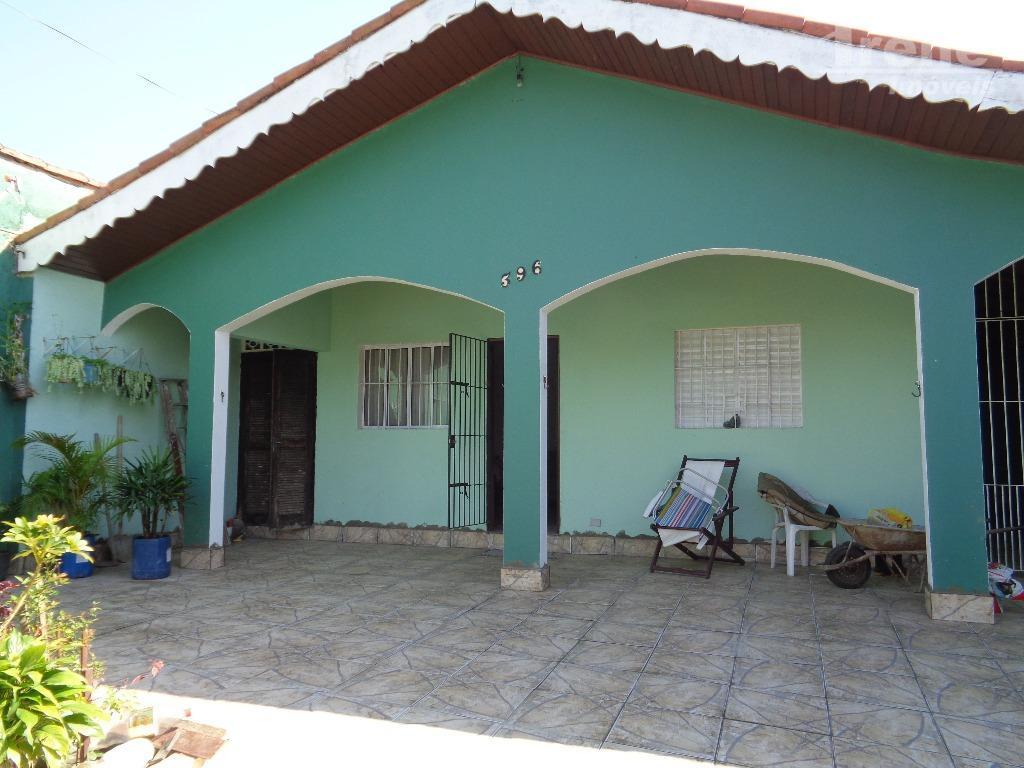 Casa residencial à venda, Jardim Corumbá, Itanhaém.