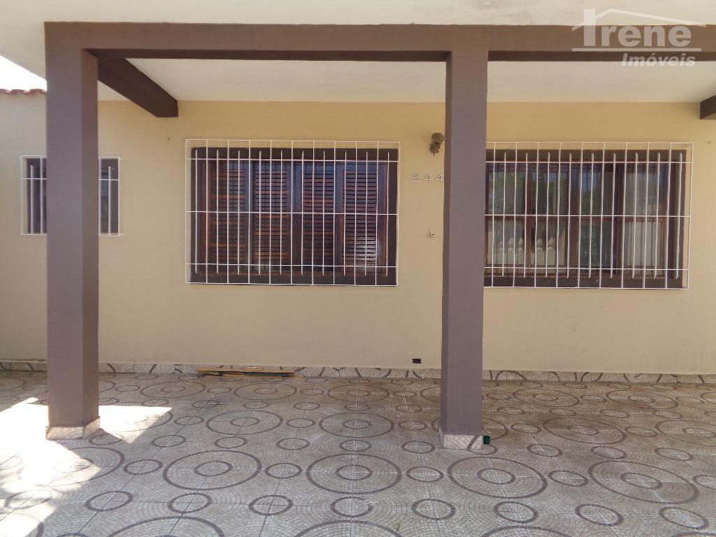 Casa residencial à venda, Vila Suarão, Itanhaém.