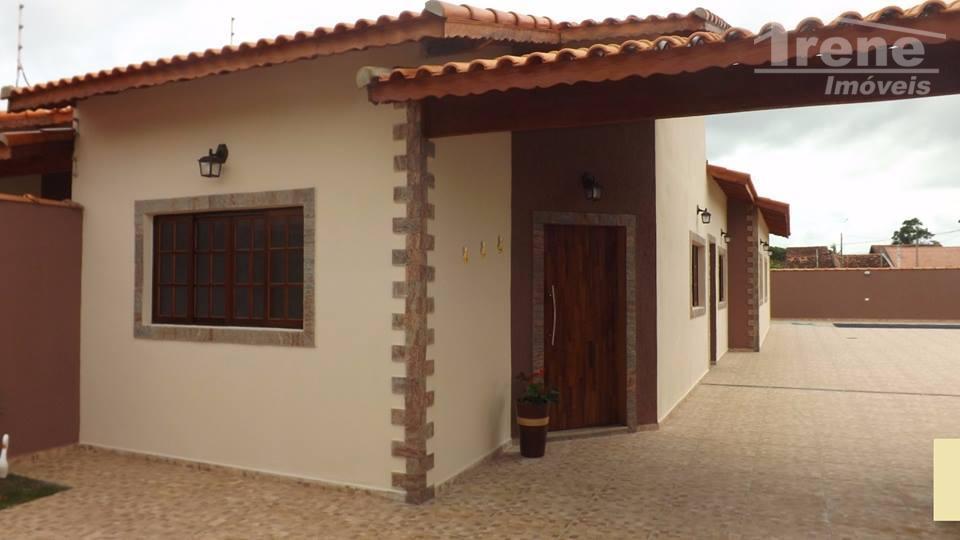 Casa residencial à venda, Jardim Jamaica, Itanhaém.