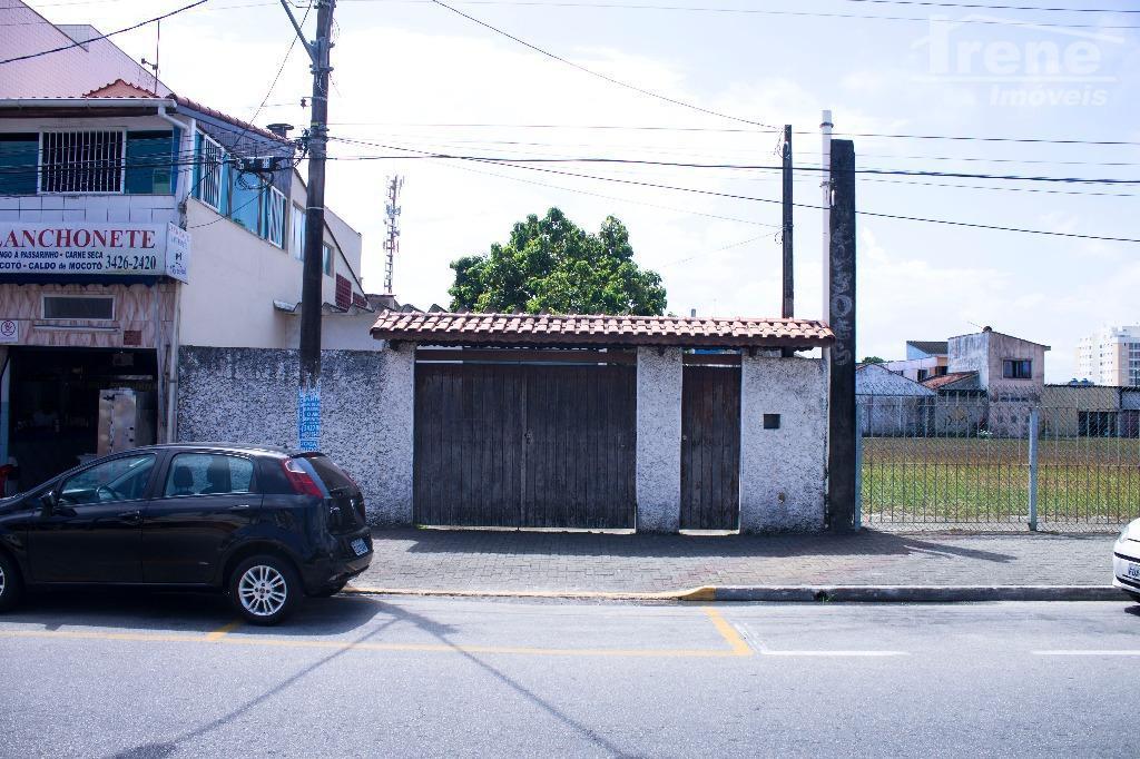 Area comercial 9x50 localização privilegiada