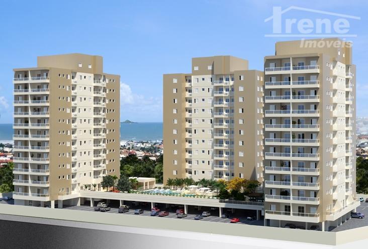 Apartamento residencial para locação, Satélite, Itanhaém.
