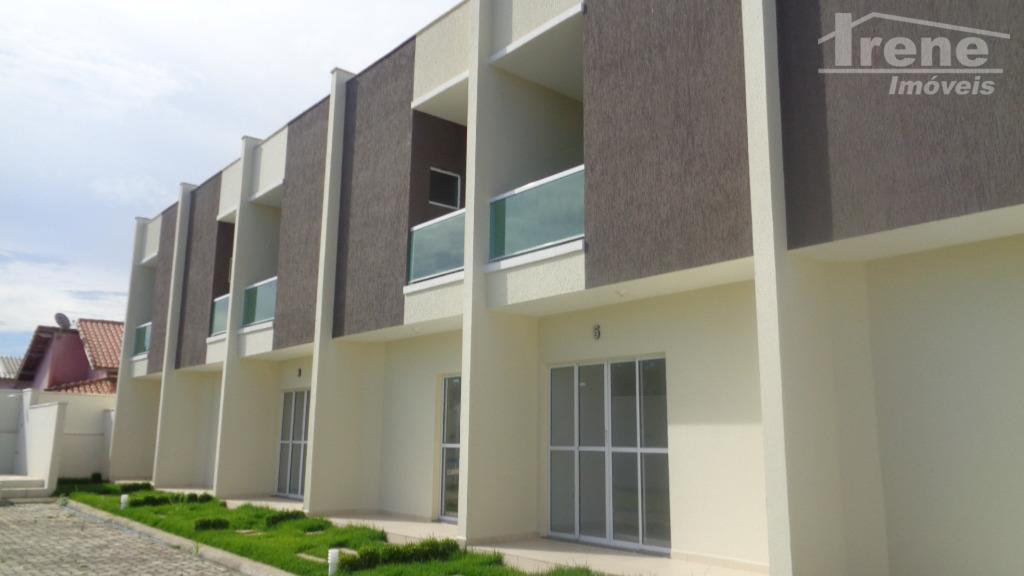 Sobrado residencial à venda, Loty, Itanhaém.
