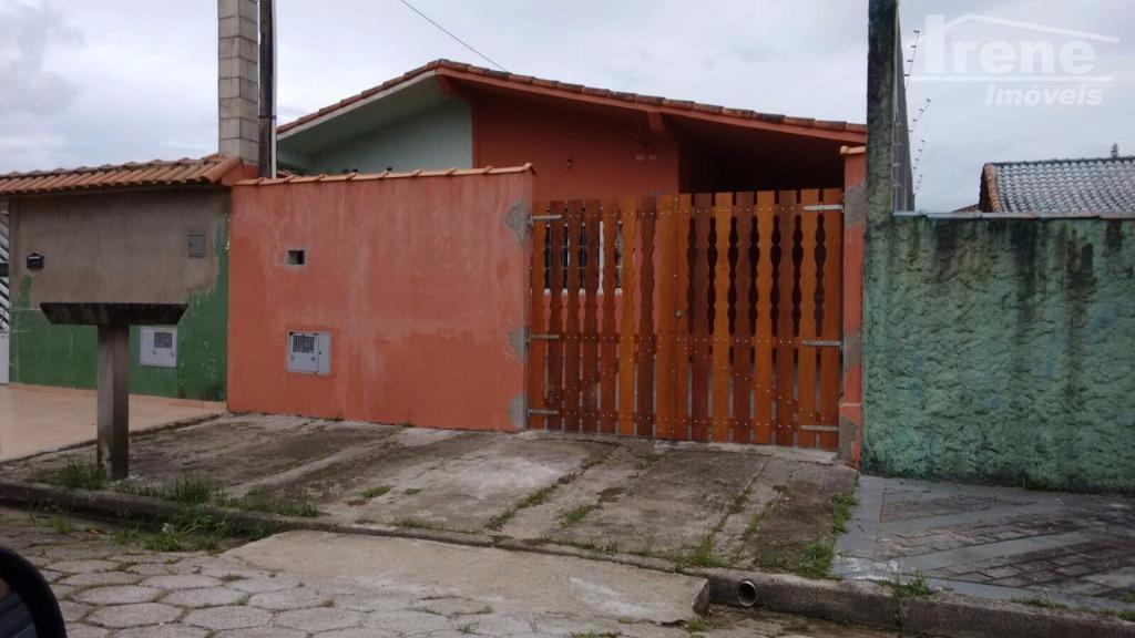 Casa residencial à venda, Balneario Continental, Peruíbe.