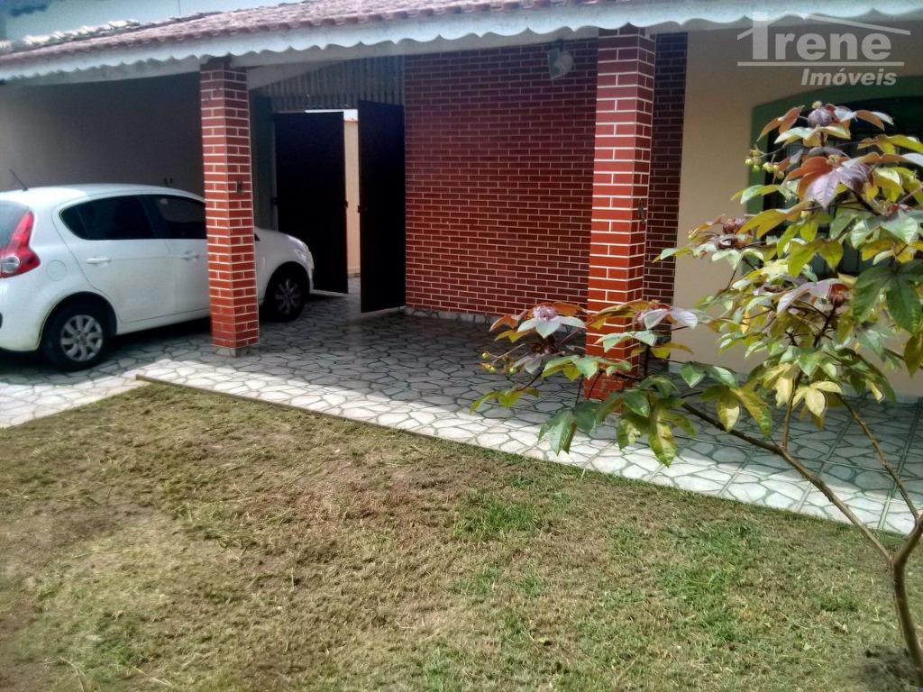 Casa residencial à venda, Vila Verde Mar, Itanhaém.