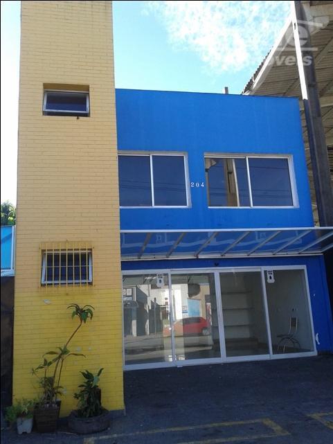 Sobrado comercial para locação, Centro, Itanhaém.