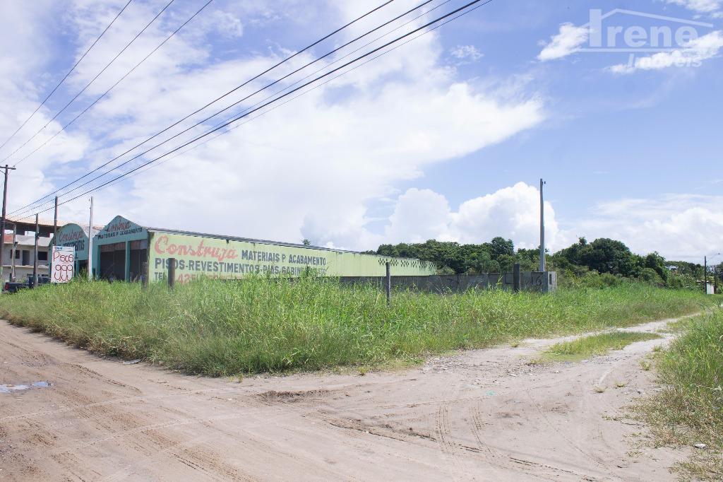 Terreno residencial à venda, Jardim Luizamar Mirim, Itanhaém.