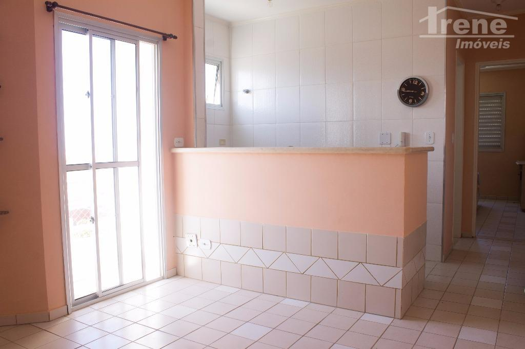 Apartamento residencial para venda e locação, Residencial Parque Augustus, Itanhaém.