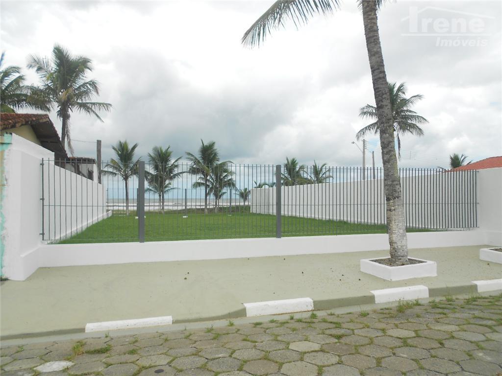 ótimo terreno no jd. suarão, em frentre a praia, com 240 m2 sendo 12 de por...