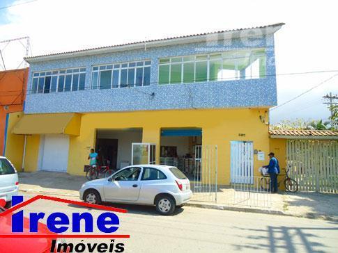 Sobrado  comercial à venda, Bairro Jequitibá, Itanhaem.