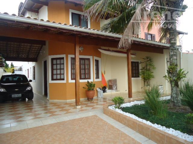 Sobrado residencial à venda, Jardim Belas Artes, Itanhaem.