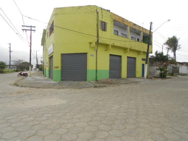 Sobrado comercial à venda, Savoy, Itanhaem.