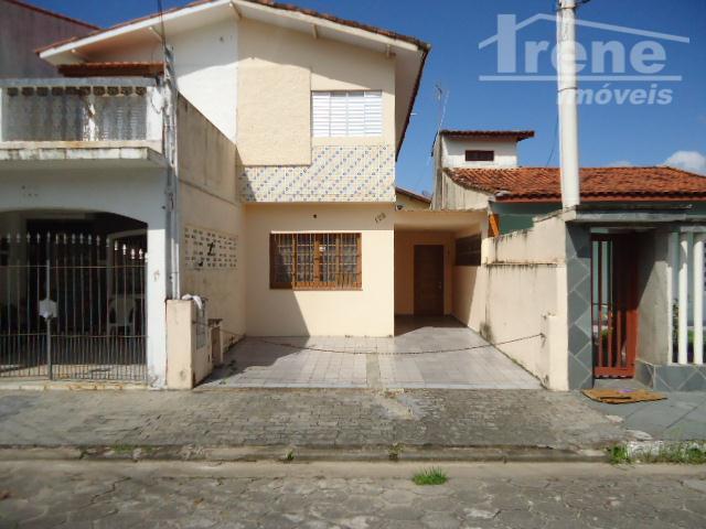 Sobrado residencial à venda, Suarão, Itanhaem.