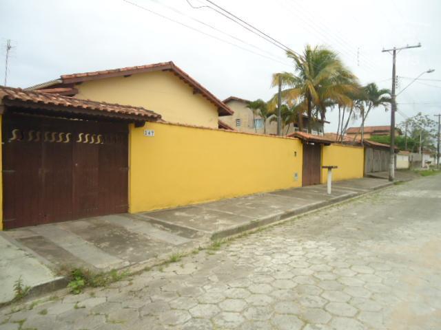 Casa residencial à venda, Balneário Paranapuan, Itanhaem.