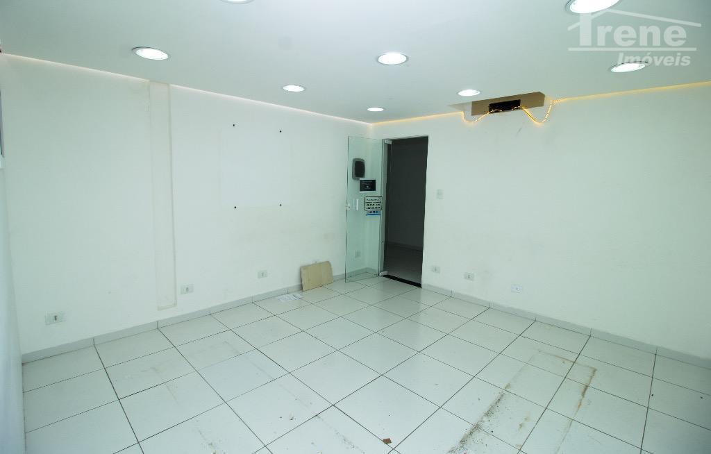 Sala comercial para locação, Centro, Itanhaém.