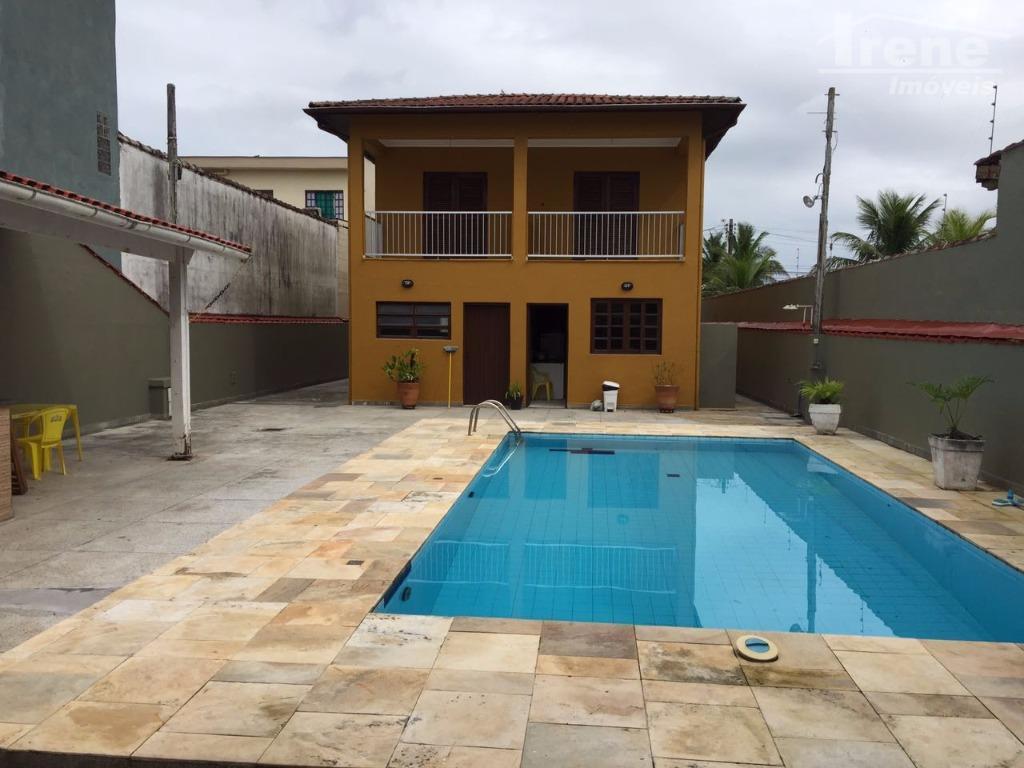 Casa residencial para venda e locação, Cibratel II, Itanhaem.