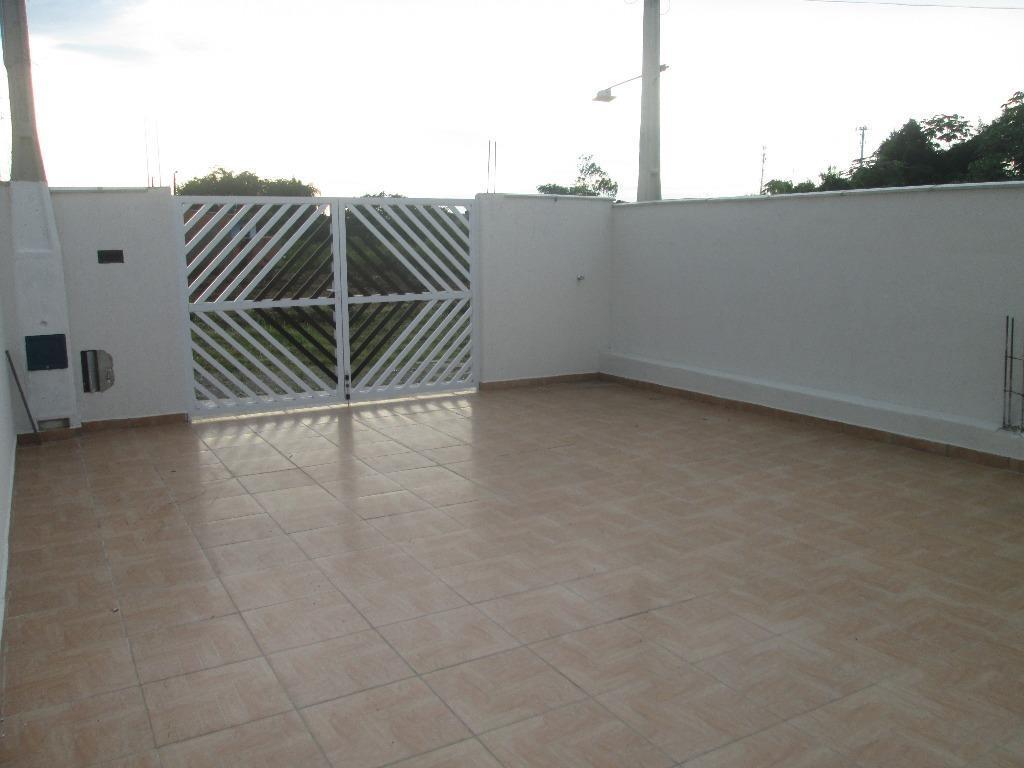 Casa residencial à venda, Jardim Regina - Área Verde, Itanhaém.