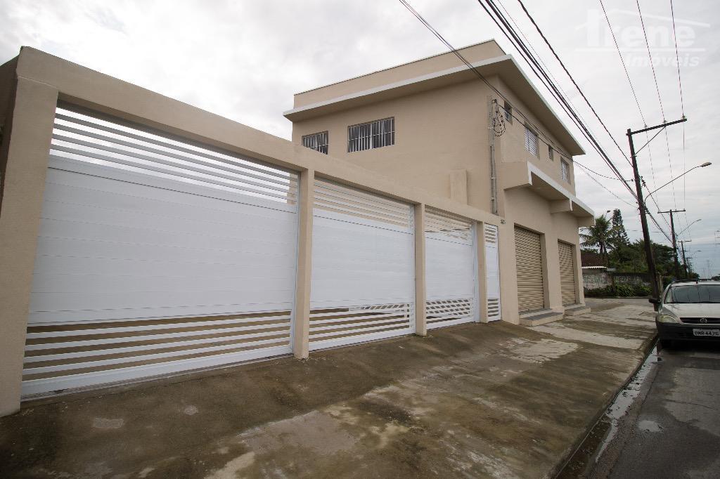 Apartamento residencial à venda, Balneário Tropical, Itanhaém.