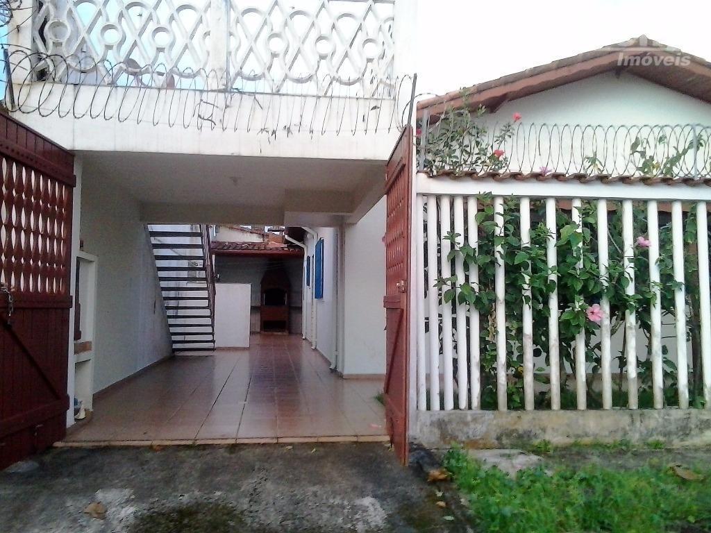 Casa residencial à venda, Balneário Scigliano, Itanhaém.