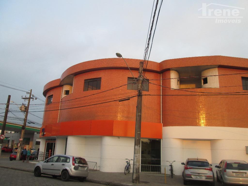 Sala comercial para locação, Belas Artes, Itanhaém.