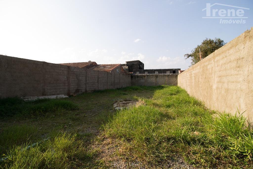 excelente terreno em bairro residencial, cercado por muro e aterrado, pronto para construir!venha conhecer!