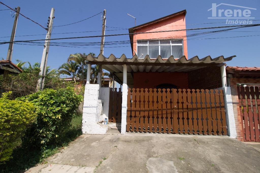 Sobrado residencial para venda e locação, Balneário Praiamar, Itanhaém.