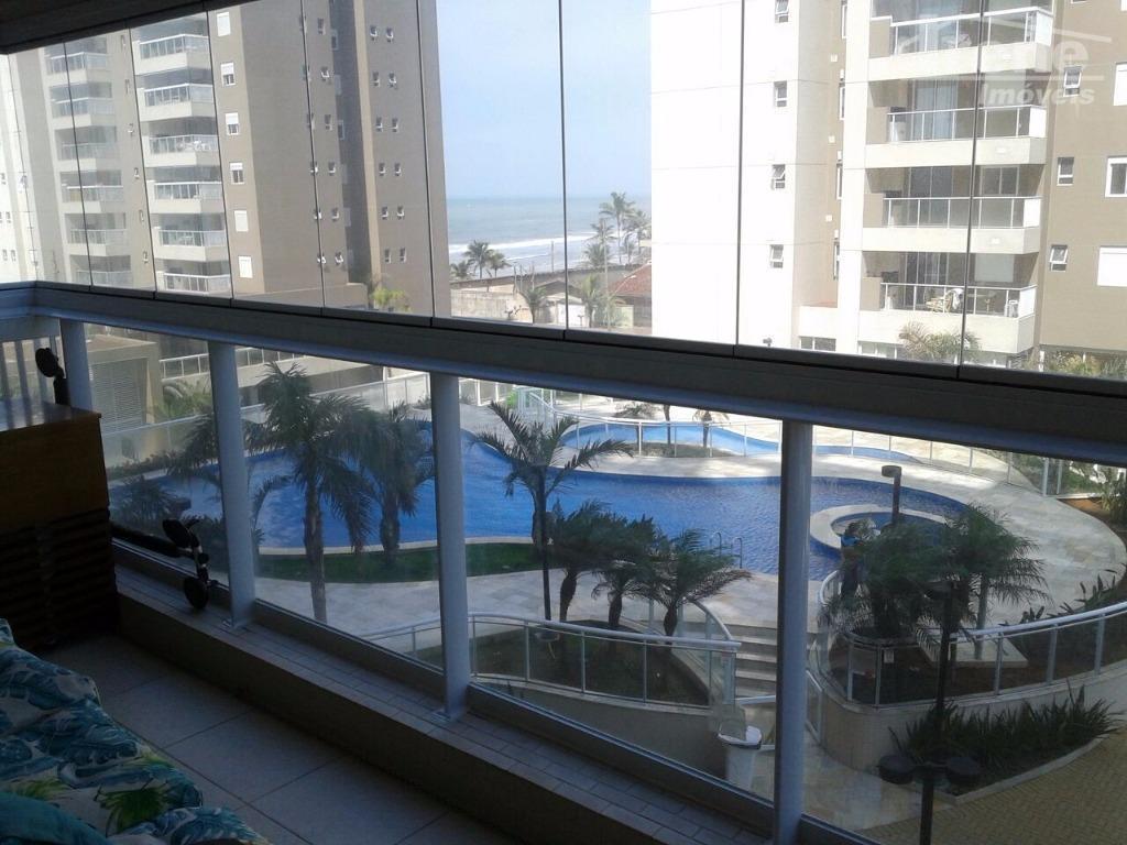 aprtamento com todo o conforto, segurança e lazer que você procura, bela vista com uma varanda...
