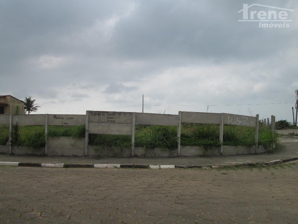 Terreno residencial à venda, Tupy, Itanhaém.