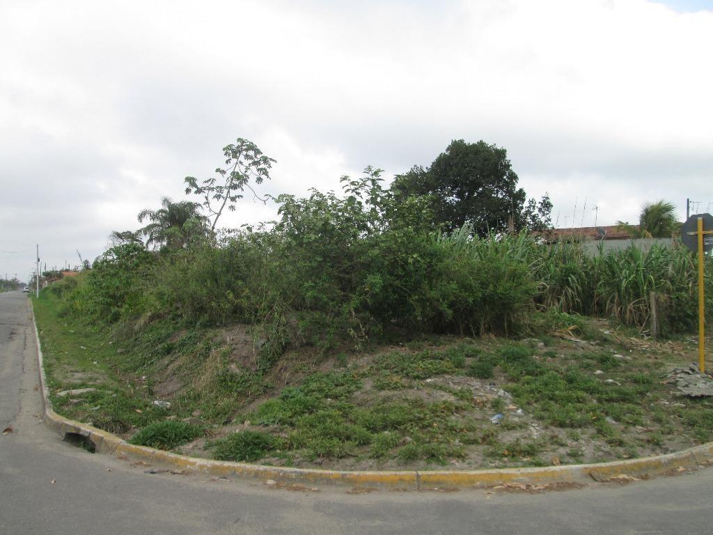 Terreno residencial à venda, Estância Balneária Tupy, Itanhaém.