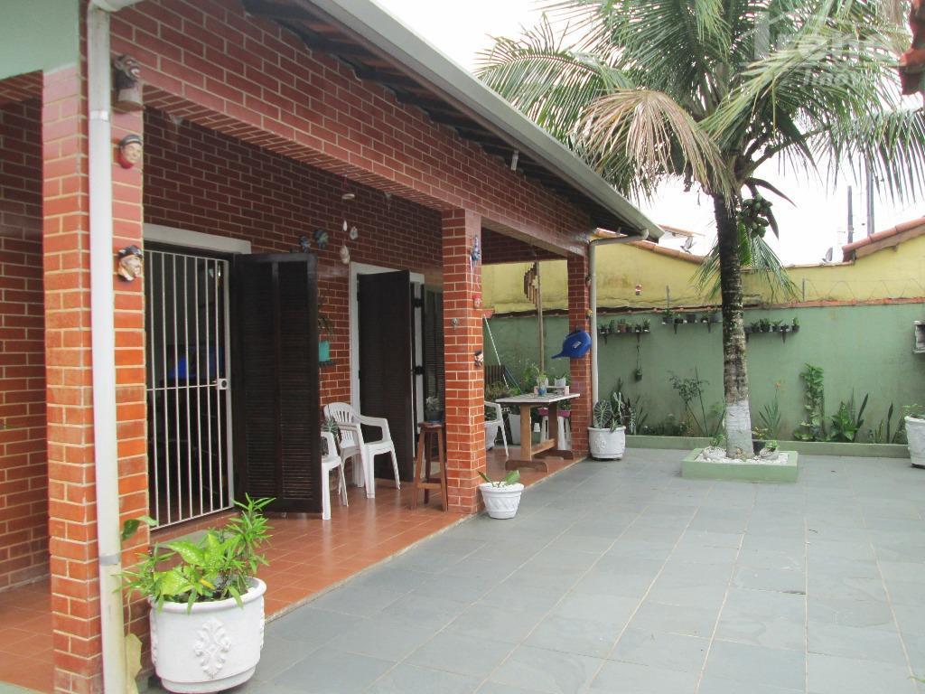 Casa residencial à venda, Jardim Itapel, Itanhaém.